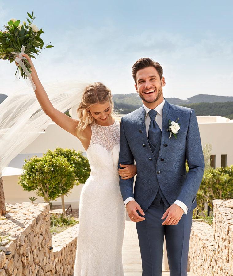 Hochzeitsanzug – Der ANZUG für das FEST