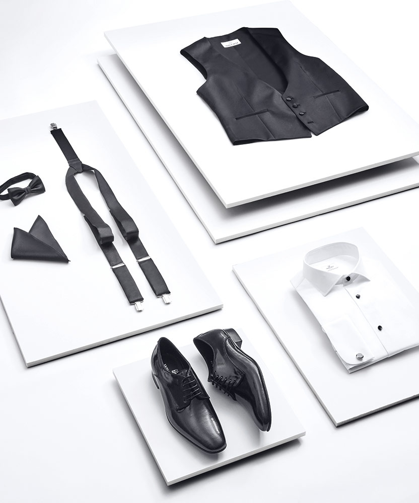 Hochzeitsanzug  – Ihr Fest – Ihr Anzug